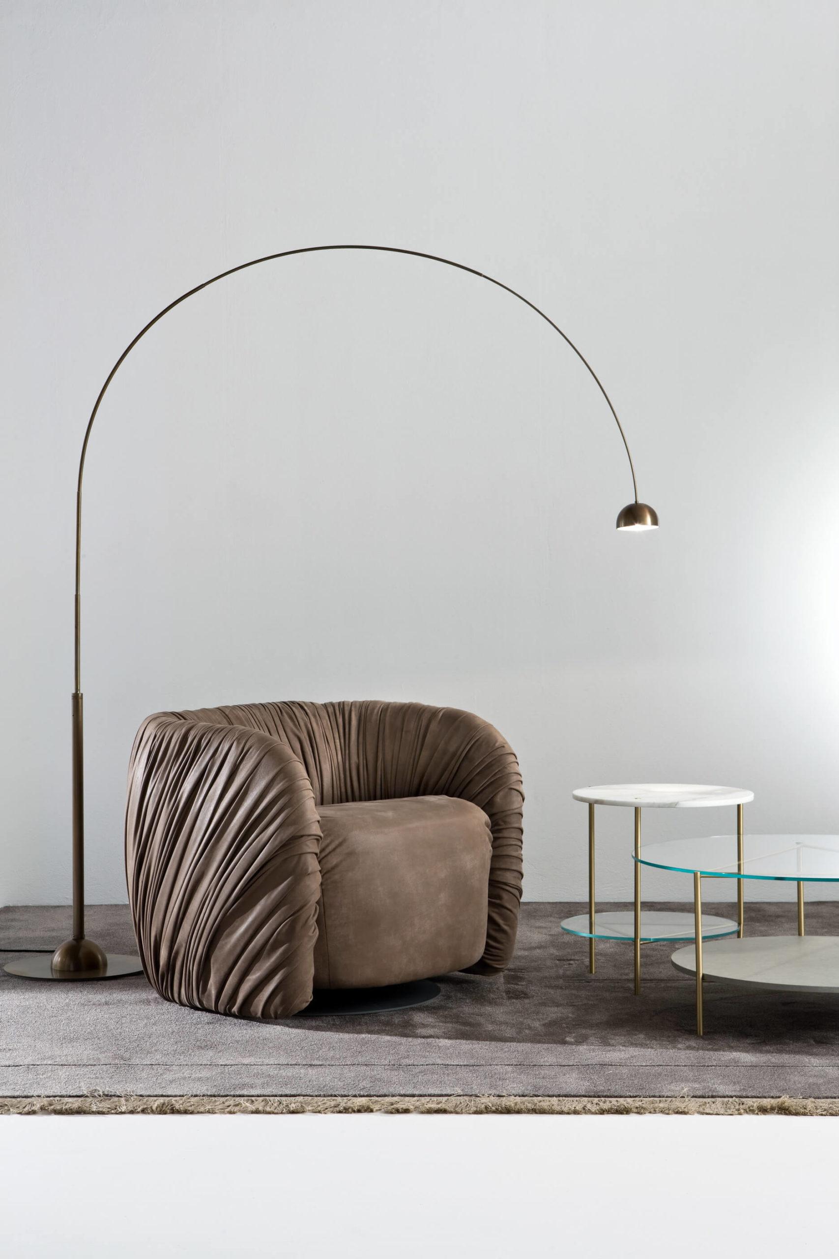 Drapes Armchair, Laurameroni