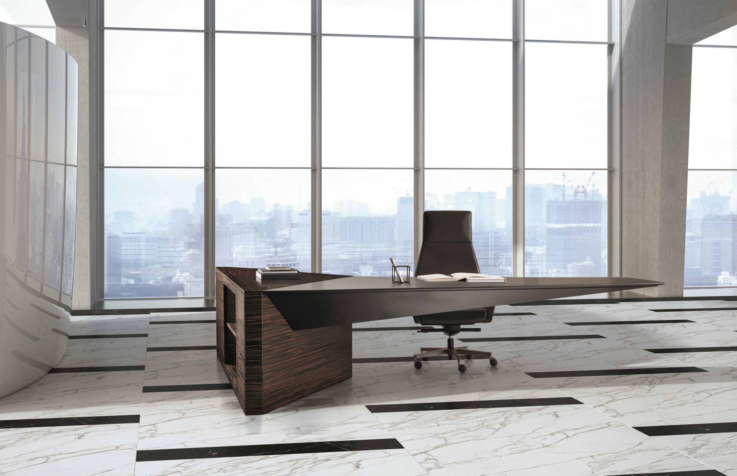 Euclideo Desk, i 4 Mariani