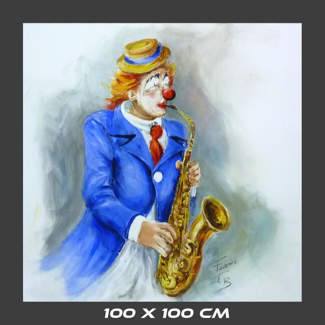 Fournier Clown