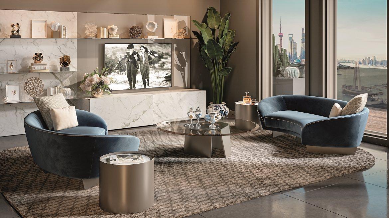 Sign Lounge Sofa, Reflex Angelo